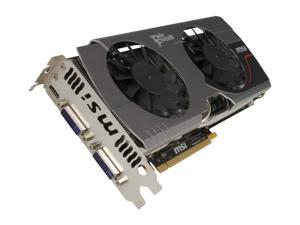 MSI GeForce GTX 560 Ti - 448 Cores (Fermi) N560GTX-Ti 448 Twin Frozr III PE/OC Video Card