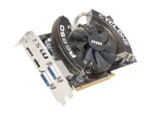 MSI Radeon HD 6850 DirectX 11 R6850 CYCLONE PE/OC 1GB 256-Bit GDDR5 PCI Express 2.1 x16 HDCP Ready CrossFireX Support Video Card with Eyefinity