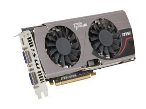 MSI GeForce GTX 560 Ti (Fermi) N560GTX-Ti HAWK Video Card