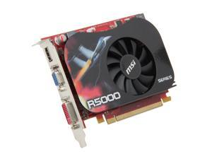 MSI Radeon HD 5670 R5670-MD1GD3 Video Card