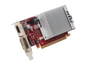 MSI GeForce 8400 GS N8400GS-MD256H/TC Video Card