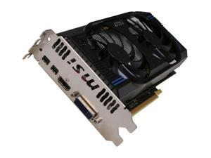 MSI Radeon HD 7770 GHz Edition R7770-2PMD1GD5/OC Video Card