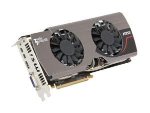 MSI Radeon HD 7950 R7950 Twin Frozr 3GD5/OC Video Card
