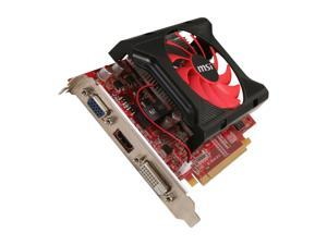 MSI Radeon HD 6670 R6670-MD2GD3 Video Card