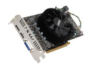 MSI Radeon HD 6850 DirectX 11 R6850-PMD1GD5 1GB 256-Bit GDDR5 PCI Express 2.1 x16 HDCP Ready CrossFireX Support Video Card