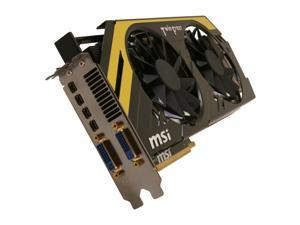 MSI Radeon HD 7970 DirectX 11 R7970 PE 3GD5 3GB 384-Bit GDDR5 PCI Express 3.0 x16 HDCP Ready CrossFireX Support Video Card