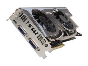MSI GeForce GTX 570 (Fermi) N570GTX Twin Frozr II Video Card