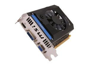 MSI GeForce GT 640 N640GT-MD1GD3 Video Card