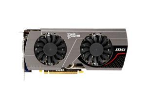 MSI GeForce GTX 560 Ti (Fermi) N560GTX-448 Twin Frozr III Power Edition/OC Video Card