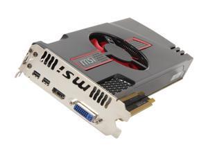 MSI Radeon HD 7950 DirectX 11 R7950-2PMD3GD5 3GB 384-Bit GDDR5 PCI Express 3.0 x16 HDCP Ready CrossFireX Support Video Card