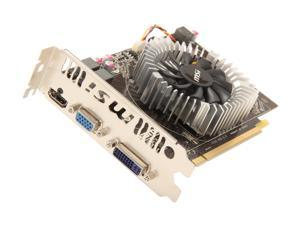 MSI Radeon HD 6670 R6670-MD2GD3v2 Video Card