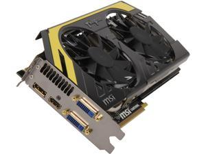 MSI G-SYNC Support GeForce GTX 770 N770 Lightning Video Card
