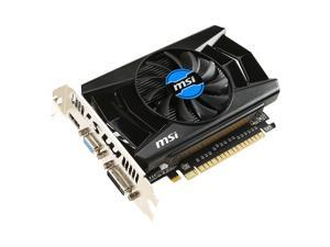 MSI N740-2GD3 GeForce GT 740 Graphic Card - 1006 MHz Core - 2 GB DDR3 SDRAM - PCI Express 3.0 x16