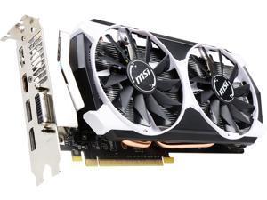 Refurbished: MSI GeForce GTX 960 DirectX 12 GTX 960 4GD5T OC 4GB 128-Bit GDDR5 PCI Express 3.0 HDCP Ready SLI Support ATX ...