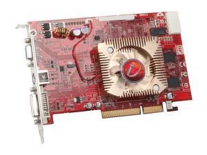 VisionTek Radeon X1300 DirectX 9 400048 256MB DDR2 AGP Video Card