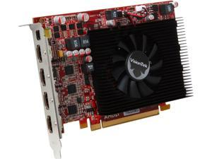 VisionTek Radeon HD 7750 DirectX 11 900690 2GB 128-Bit GDDR5 PCI Express 3.0 x16 Multi-Monitor 4K UHD Video Card