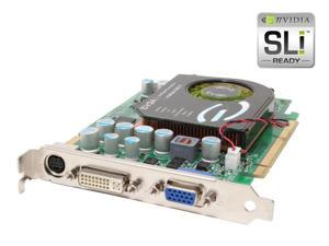 EVGA GeForce 7600GT 256-P2-N615-TX Video Card