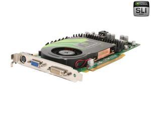 EVGA GeForce 6800GS 256-P2-N386-RX Video Card