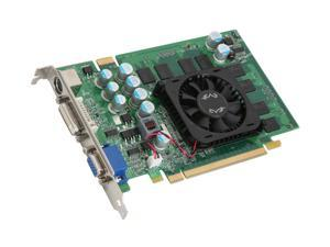 EVGA GeForce 7600GS 256-P2-N541-T2 Video Card