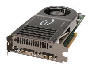 EVGA 768-P2-N835-AR GeForce 8800GTX Superclocked 768MB 384-bit GDDR3 PCI Express x16 HDCP Ready SLI Supported Video Card