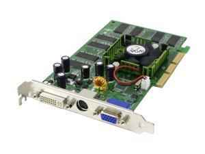 EVGA GeForce FX 5500 256-A8-N313-LX Video Card