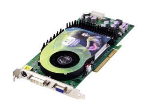 EVGA GeForce 6800 128-A8-N343-AX Video Card