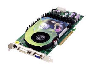 EVGA GeForce 6800 128-A8-N343-AX Video Card
