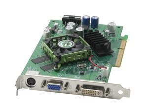 EVGA GeForce 6600 256-A8-N340-TX Video Card