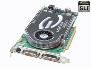 EVGA GeForce 7800GT 256-P2-N537-AX Video Card with Battlefield 2 full version