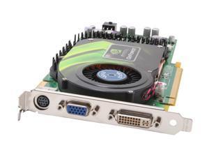 EVGA GeForce 6800GS 256-P2-N386 Video Card