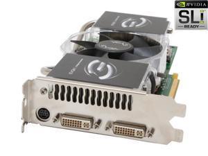 EVGA GeForce 7900GTX 512-P2-N570-AX Video Card