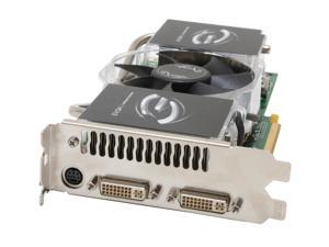 EVGA GeForce 7900GTX 512-P2-N575-AX Video Card