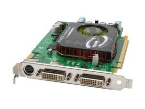 EVGA GeForce 7600GT 256-P2-N555-AX Video Card