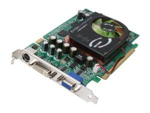 EVGA GeForce 8600 GT 256-P2-N753-TR Video Card