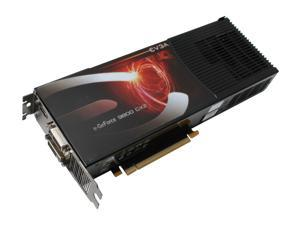 EVGA GeForce 9800 GX2 01G-P3-N891-AR Video Card