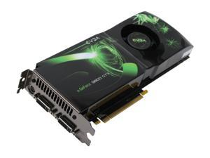 EVGA GeForce 9800 GTX 512-P3-N875-AR Video Card