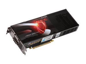 EVGA 01G-P3-N892-A3 GeForce 9800 GX2 SC 1GB 512-bit GDDR3 PCI Express 2.0 x16 HDCP Ready SLI Supported Video Card