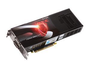 EVGA 01G-P3-N897-A3 GeForce 9800 GX2 SSC 1GB 512-bit GDDR3 PCI Express 2.0 x16 HDCP Ready SLI Supported Video Card
