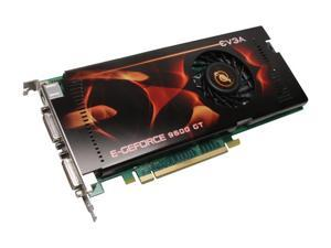 EVGA 512-P3-N868-AR GeForce 9600 GT SSC Edition 512MB 256-bit GDDR3 PCI Express 2.0 x16 HDCP Ready SLI Supported Video Card