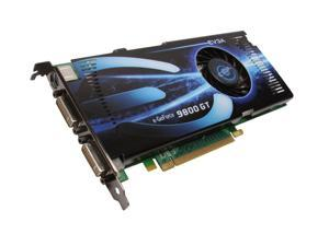 EVGA GeForce 9 Series SuperClocked GeForce 9800 GT 512-P3-N976-AR Video Card