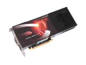 EVGA GeForce 9800 GX2 DirectX 10 01G-P3-N891-RX 1GB (512MB per GPU) 512-bit (256-bit per GPU) GDDR3 PCI Express 2.0 x16 HDCP Ready SLI Support Video Card