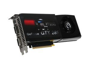 EVGA GeForce GTX 285 SSC Edition 01G-P3-1287-AR Video Card