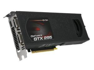 EVGA GeForce GTX 295 017-P3-1291-AR Video Card