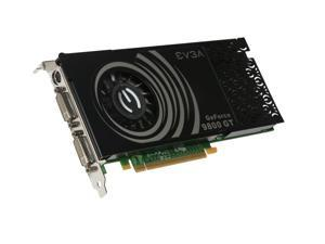 EVGA GeForce 9 Series SuperClocked GeForce 9800 GT 512-P3-N977-TR Video Card