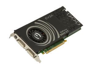 EVGA GeForce 9800 GT DirectX 10 512-P3-N973-RX 512MB 256-Bit GDDR3 PCI Express 2.0 x16 HDCP Ready SLI Support Video Card