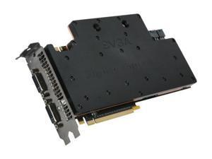 EVGA GeForce GTX 295 DirectX 10 017-P3-1297-AR CO-OP Hydro Copper 1792MB 896 (448 x 2)-Bit DDR3 PCI Express 2.0 x16 HDCP Ready SLI Support Video Card