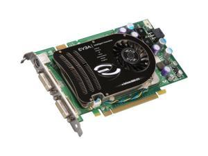 EVGA GeForce 8600 GTS 256-P2-N768-FR Video Card