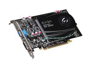 EVGA GeForce GT 240 512-P3-1241-LR Video Card