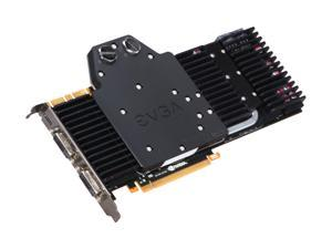 EVGA GeForce GTX 480 (Fermi) Hydro Copper FTW 015-P3-1489-AR Video Card