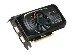 EVGA GeForce GTX 460 (Fermi) Superclocked 768-P3-1362-TR Video Card